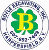 Boyle Excavating Inc. Logo